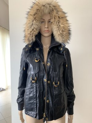 Gucci leathet jacket 3 in 1
