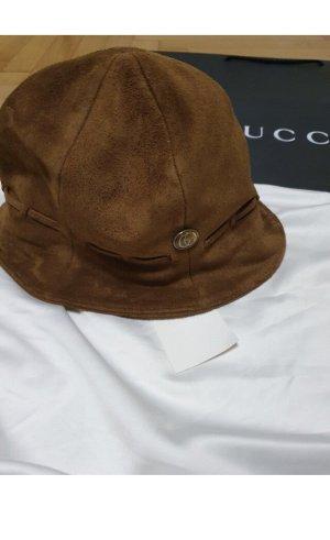 Gucci Panama hoed bruin