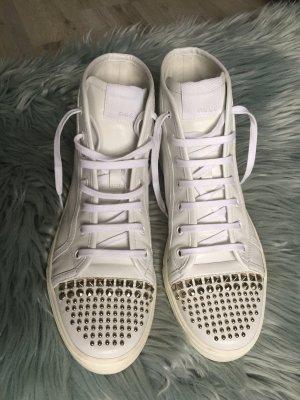 Gucci Leder Sneaker