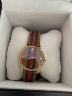 Gucci Leder Uhr