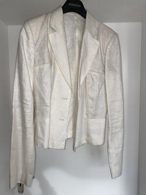 Gucci Blazer court blanc