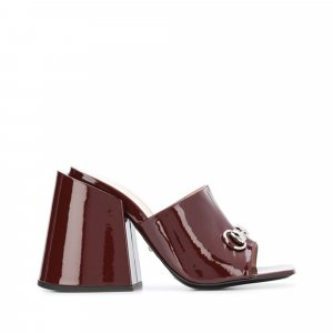 Gucci Lexi Patent Leather Heels