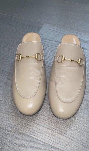 Gucci Mocassins grijs-bruin-beige