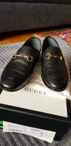 Gucci Loafers Brixton, Gr. 40