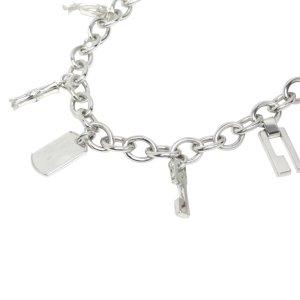 Gucci Bransoletka srebrny Prawdziwe srebro