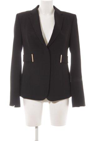 Gucci Lange blazer zwart elegant