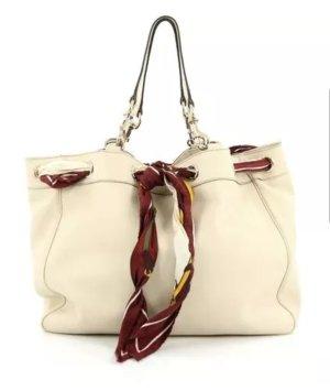 Gucci luxus Designer Scarf Positano Tote Tasche