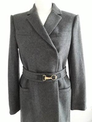 Gucci Abrigo de invierno gris Lana