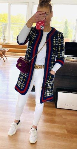Gucci Mantel Strickjacke Kurzmantel Wolle