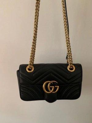 Gucci Minitasje zwart