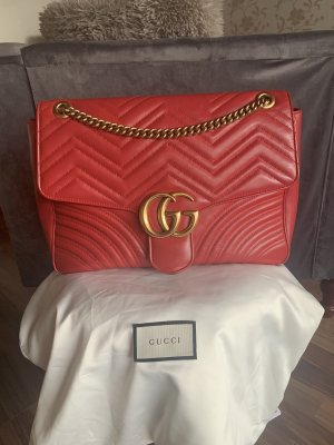 Gucci marmont large tasche Leder