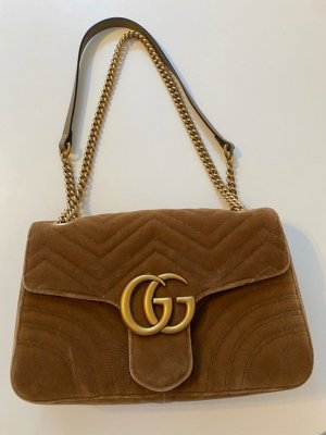 Gucci Marmont Medium Samt