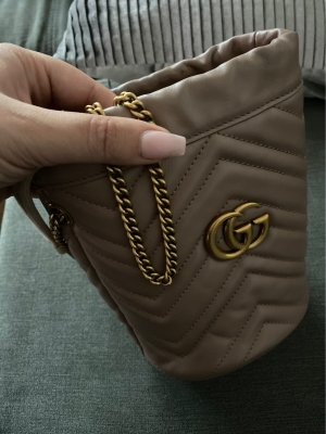 Gucci Marmont Mini-Bucket Bag