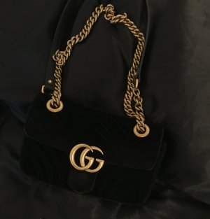 Gucci College Bag black