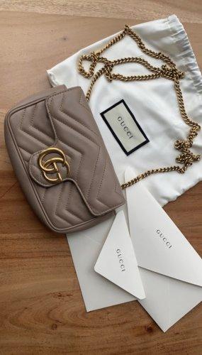 Gucci Marmont Mini Tasche Blassrosa