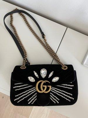 Gucci Marmont mit Steinen