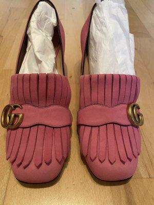 Gucci Loafer rosa-rosa