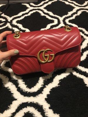 Gucci Torebka podręczna czerwony