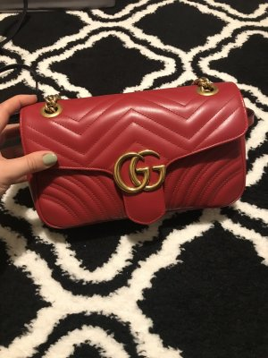 Gucci Sac à main rouge