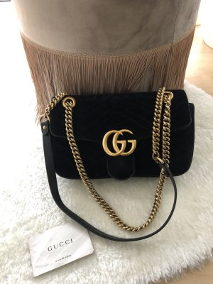 Gucci Marmont Small Tasche clutch velvet bag