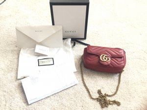Gucci Marmont super Mini mit Rechnung