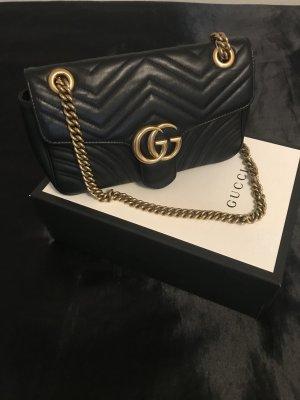 Gucci Marmont Tasche/ GG Marmont aus Matelassé / Original
