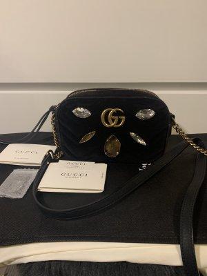 Gucci Torba na ramię czarny