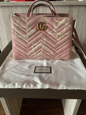 Gucci Shopper rose clair-rose