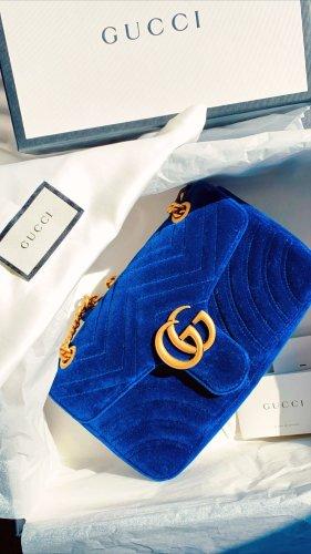 Gucci Handtas veelkleurig Zijde