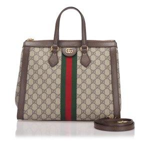 Gucci Satchel bruin