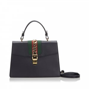Gucci Medium Sylvie Satchel