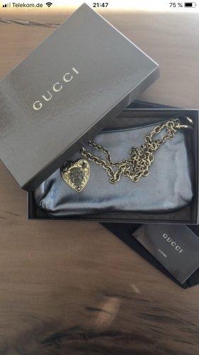 """""""Gucci"""" metallic bronze Pochette"""