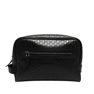 Gucci Borsa clutch nero Pelle