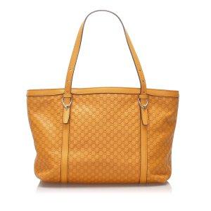 Gucci Microguccissima Leather Nice Tote Bag