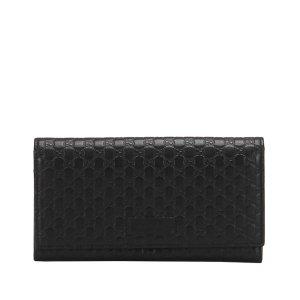 Gucci Microguccissima Long Wallet