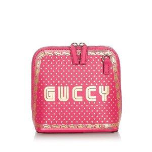 Gucci Mini Guccy Sega Crossbody Bag