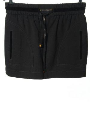 Gucci Mini rok zwart casual uitstraling