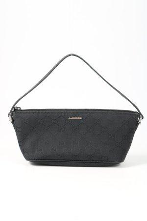 Gucci Mini sac noir style décontracté