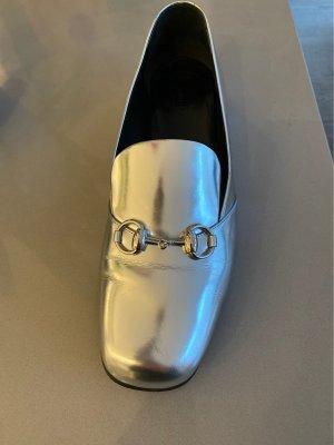 Gucci Mocassino argento