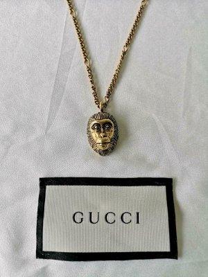 Gucci Collar color oro-negro metal