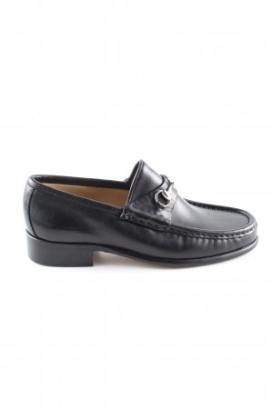 Gucci Monks schwarz Business-Look