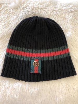 Gucci Cappello a maglia multicolore
