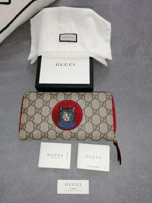 Gucci Mystic Cat Geldbörse