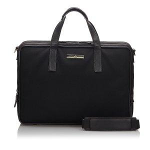 Gucci Serviette noir nylon