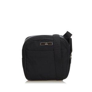 Gucci Crossbody bag black nylon