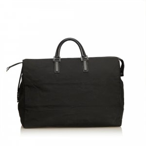 Gucci Travel Bag black nylon