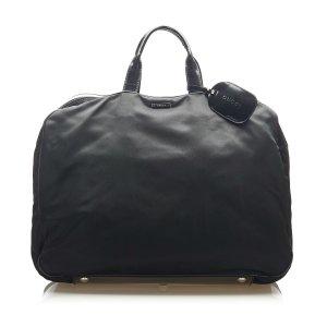 Gucci Bolso de viaje negro Nailon