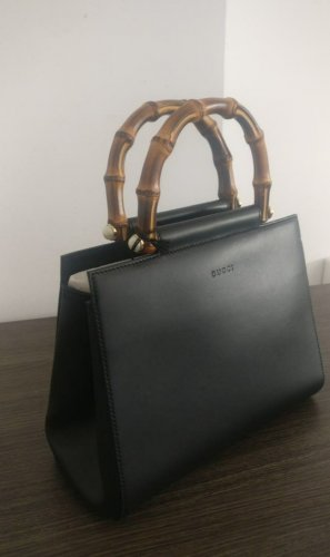Gucci Nymphaea bamboo bag