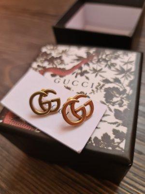 Gucci Zarcillo color bronce