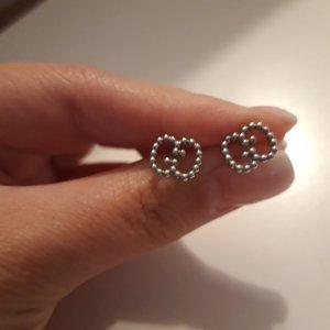 Gucci Zilveren oorbellen zilver